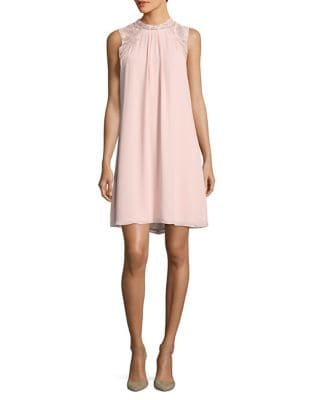 Lace Top Dress by Ivanka Trump