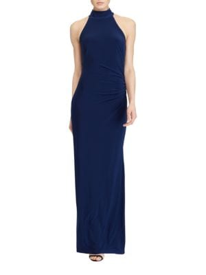 Halter Solid Dress by Lauren Ralph Lauren