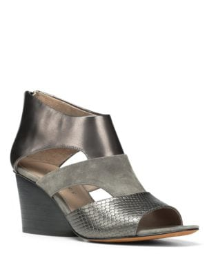 Jenkin Cutout Wedges by Donald J Pliner