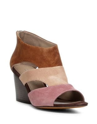 Jenkin Colorblock Wedges by Donald J Pliner