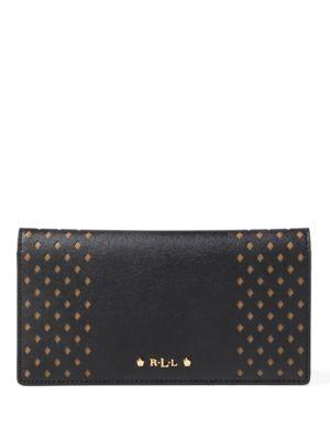 Box Slim Wallet by Lauren Ralph Lauren