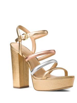 Nantucket Platform Sandals by MICHAEL MICHAEL KORS