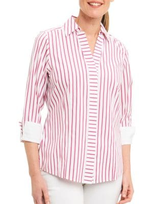 Taylor Striped Blouse