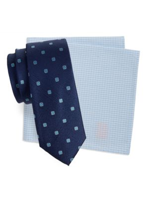 Mason Neat Floral Tie...
