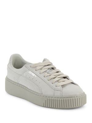 Basket Platform Reset Sneakers by PUMA
