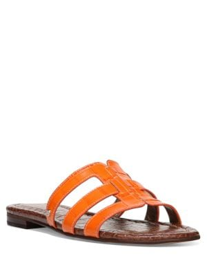Berit Leather Sandals by Sam Edelman