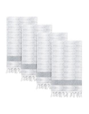 Alara Pestemal Hand Towel Set