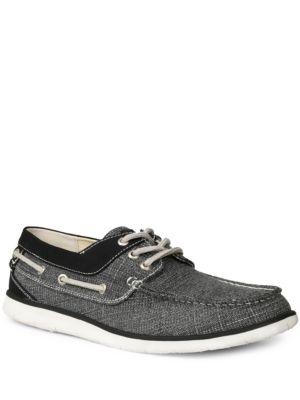 Eastern Flux Boat Shoes...
