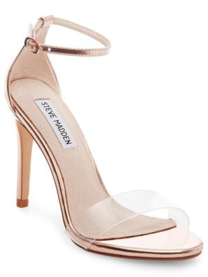 Stecy Stiletto Dress Sandals by Steve Madden