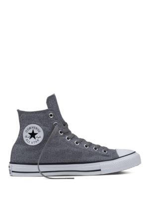 Chuck Taylor All Star Washed Chambray High Top