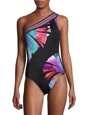 One-Shoulder One-Piece Swimsuit by La Blanca Swim