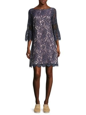 Lace Shift Dress by Eliza J