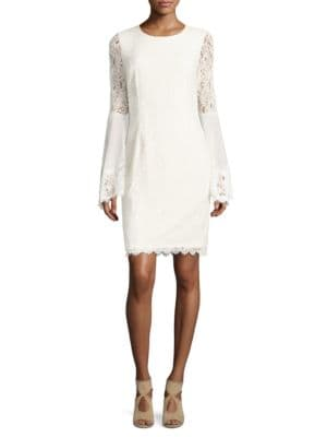 Mesh Lace Dress by Nue By Shani