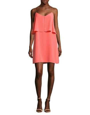 Overlay Shift Dress by Lauren Ralph Lauren