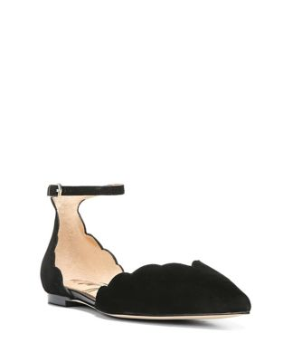 Scalloped Solid Flats by Sam Edelman