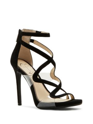 Roelyn High Heel Sandals by Jessica Simpson