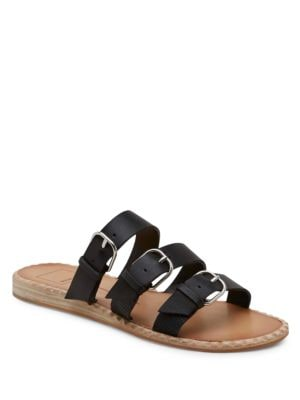Para Buckle Slide Sandals by Dolce Vita