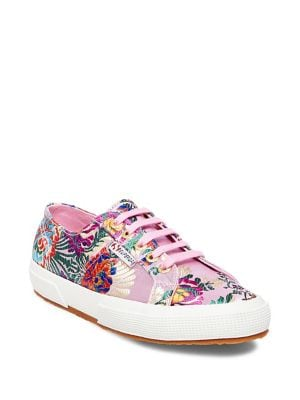 Buy Korelaw Lace-Up Sneakers by Superga online