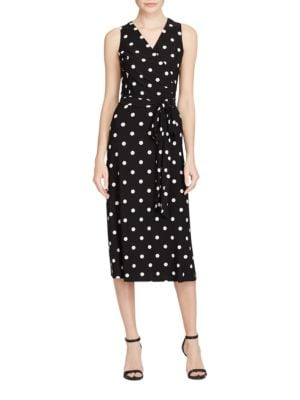 Fit & Flare Dress by Lauren Ralph Lauren