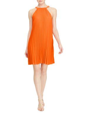 Georgette A-Line Dress by Lauren Ralph Lauren