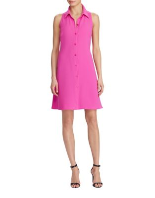 Fit and Flare Shirtdress by Lauren Ralph Lauren
