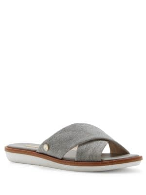 Lo-Adalla Slip-On Sandals by Louise et Cie