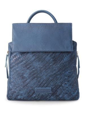 Otsu Leather Backpack...