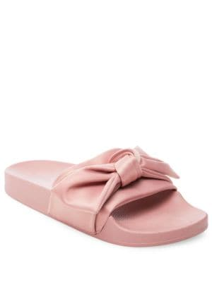 Silky Flat Sandals by Steve Madden