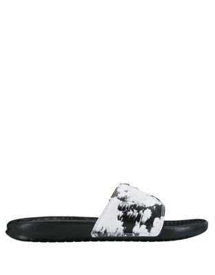 Women's Benassi Slip-On Slides by Nike