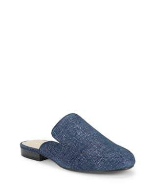 Gigi Textile Mules by 424 Fifth