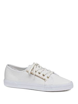 Carter Canvas Low Top Sneakers by Jack Rogers
