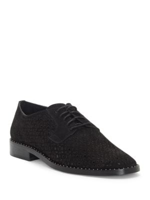 Lesta Leather Oxfords by Vince Camuto