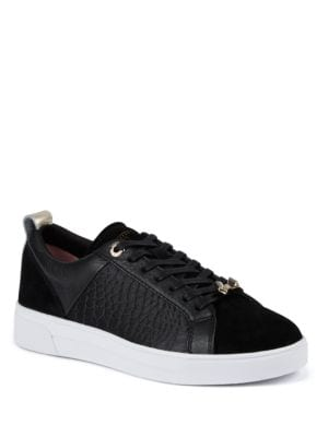 Kulei Leather Sneakers by Ted Baker London