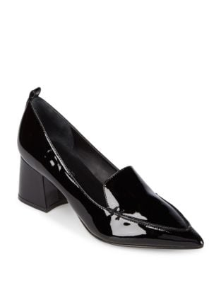 Baina Patent Leather Loafers by Ivanka Trump