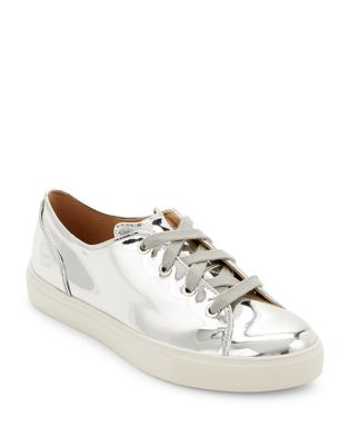 Elicia Lace-Up Sneakers by Karl Lagerfeld Paris