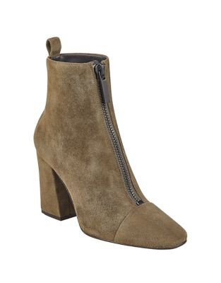 Raquel Suede Booties by KENDALL + KYLIE