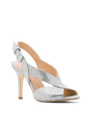Becky Slingback Stiletto Sandals by MICHAEL MICHAEL KORS