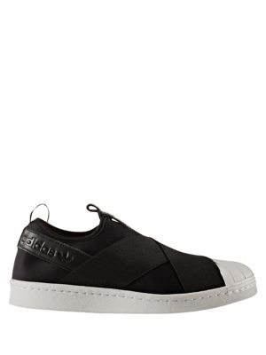 Women's Superstar Slip-On Sneakers by Adidas