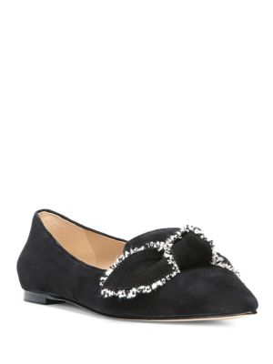 Rochester Suede Flats...