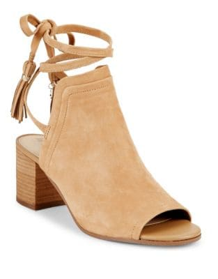 Sampson Suede Booties by Sam Edelman