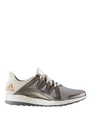 Women's Pureboost XPose Colorblock Running Shoes by Adidas