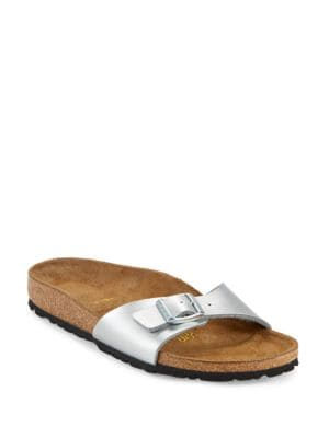 Madrid Buckle Sandals by Birkenstock