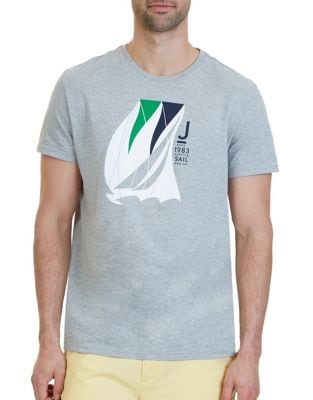 J Class 83 Graphic Tee by Nautica