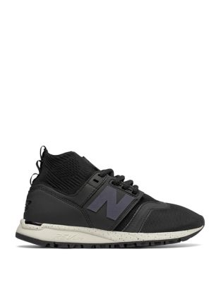 247 Mid-Cut Sneakers by New Balance