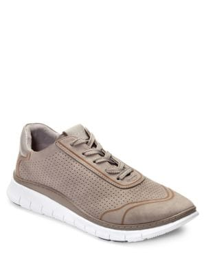Riley Suede Low Top Sneakers by Vionic