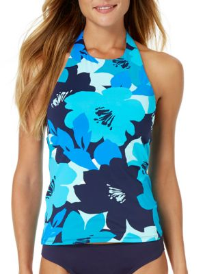 Bloom Floral Printed Tankini by Anne Cole