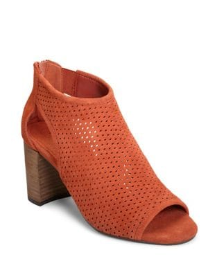 High Frequency Tailored Booties by Aerosoles