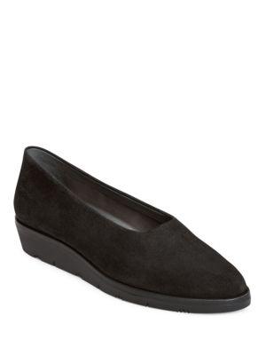 Sideways Wedge Loafer by Aerosoles