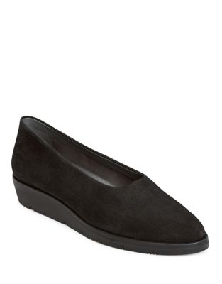 Sideways Wedge Loafers by Aerosoles