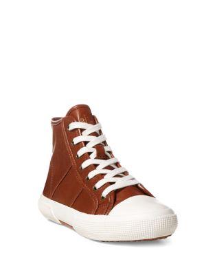 Fashion Sport Sneakers by Lauren Ralph Lauren
